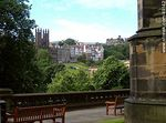 Foto #49142 - View from National Galleries of Scotland. The University of Edinburgh.