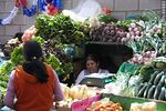 Photo #49980 - Selling vegetables