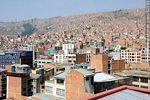 Photo #52133 - View of a section of the city of La Paz