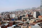 Photo #52132 - View of a section of the city of La Paz