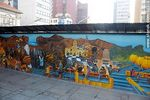 Photo #52378 - Wall mural in La Paz