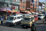 Foto #52785 - Morning traffic at El Alto