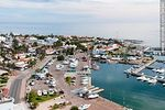 Photo #54541 - Port of Punta del Este. Aerial view. New marina built in 2010. Rambla Artigas