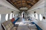 Photo #58206 - Old Fokker abandoned in Melilla. Inside the fuselage
