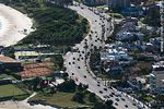 Photo #58275 - Aerial view of the Rambla Rep. of Mexico and the courts of the Yacht Club Punta Gorda