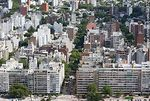 Photo #58372 - Aerial view of the street  Manuel Pagola and buildings on Juan Benito Blanco Street
