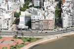 Foto #58365 - Aerial View of Trouville, Rambla Rep. of Peru and Pocitos beach