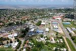 Photo #59021 - Aerial view of LATU and Portones Shopping Mall