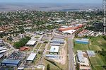 Photo #59020 - Aerial view of LATU and Portones Shopping Mall