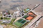 Foto #59218 - Aerial View of Yacht Club and Puerto del Buceo.