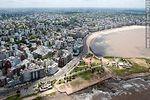 Photo #59335 - Aerial View of Trouville, Gandhi promenade