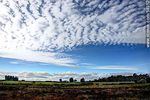 Photo #59352 - Uruguayan field with variety of clouds