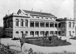 Foto #59602 - Charity Hospital in the City of Minas, 1910