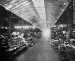 Photo #59758 - Inside the Central Market, 1910