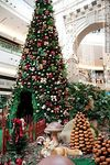 Photo #59950 - Christmas in the Punta Carretas Shopping Mall. Christmass tree