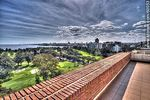 Foto #60053 - View of Golf Club and Montevideo from the roof of a building in Bulevar Artigas