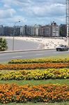 Foto #60049 - Flower beds on Rambla Rep. of Peru