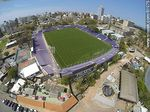 Foto #61075 - Aerial photo of Luis Franzini Stadium, Defensor-Sporting Club. Restaurant Rodelú. Rock and Samba