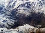 Foto #63270 - The Andes Mountains with snowy peaks