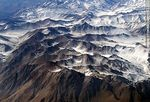 Foto #63260 - The Andes Mountains with snowy peaks