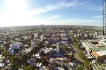 Photo #63441 - Aerial View of Pocitos and Buceo neighborhoods north