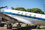 Photo #64656 - Refurbishing a Pluna Boeing DC-3 airplane