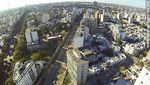 Foto #64746 - Aerial photo of Bulevar Artigas north and Avenida Luis P. Ponce