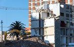 Foto #64879 - Step of the demolition CH20 condo in the Rambla Argentina (2014)