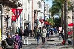 Foto #64854 - People on the Sarandi pedestrian