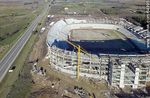 Foto #64995 - Aerial photo of the progress of the construction of the stadium of Club A. Peñarol to August 15, 2015