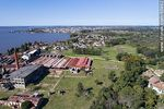 Foto #65882 - Aerial photo of the Barrio Anglo former Anglo meat processing plant