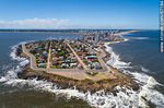 Foto #67184 - Aerial photo of the peninsula of Punta del Este