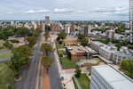 Photo #67282 - Aerial view of Avenida Ricaldoni, Health Area, medical schools, CUDIM