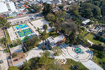 Photo #67734 - Aerial view of the access through Rivera Avenue to Villa Dolores Zoo