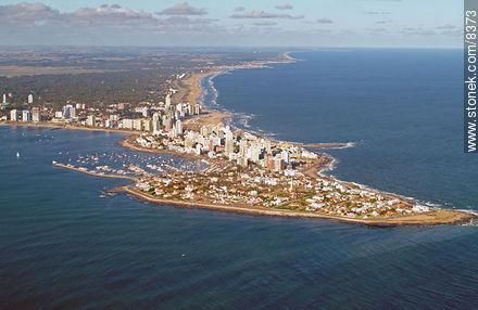 Photos of Peninsula de Punta del Este - Punta del Este and its near resorts - URUGUAY. Image #8373