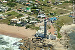 Photo #8219 - Jose Ignacio lighthouse aerial view