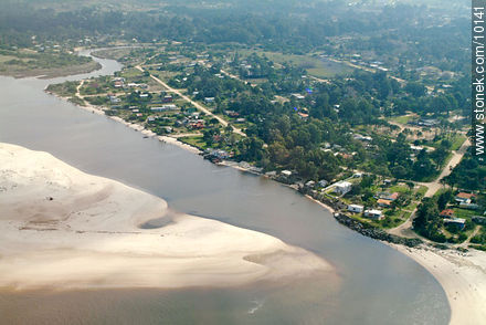 Pinamar. - Photos of Resorts of Canelones at east of Atlántida - Department of Canelones - URUGUAY. Image #10141