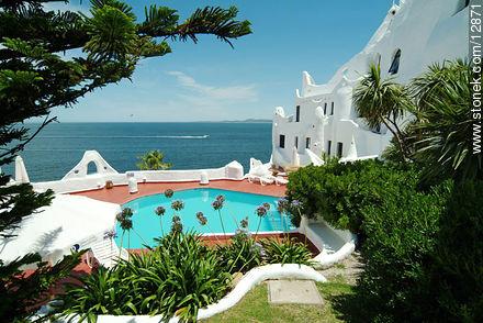 Photos of Solanas and Casapueblo at Punta Ballena - Punta del Este and its near resorts - URUGUAY. Image #12871