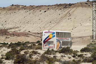 Cerro Avanzado near Puerto Madryn - Photographs of Puerto Madryn - Province of Chubut - ARGENTINA. Image #5593