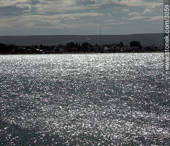 Downtown Puerto Madryn. - Photographs of Puerto Madryn - Province of Chubut - ARGENTINA. Image #3059