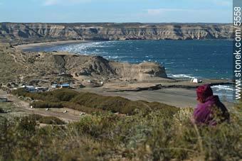 Photographs of Puerto Pirámides - Province of Chubut - ARGENTINA. Image #5558