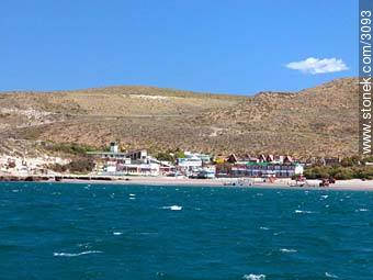 Photographs of Puerto Pirámides - Province of Chubut - ARGENTINA. Image #3093