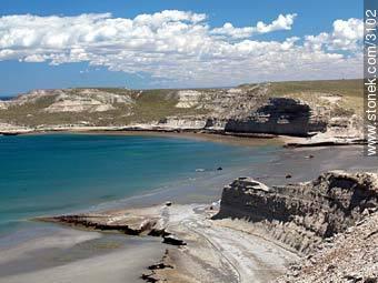 Photographs of Puerto Pirámides - Province of Chubut - ARGENTINA. Image #3102