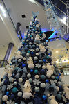 Photo #28210 - Blue Christmas in Punta Carretas Shopping mall