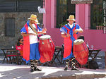 Photo #22281 - Candombe for the turists