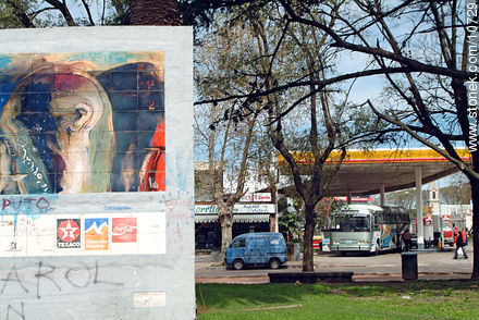 Photos of Colon and Lezica quarters - Department and city of Montevideo - URUGUAY. Image #10729