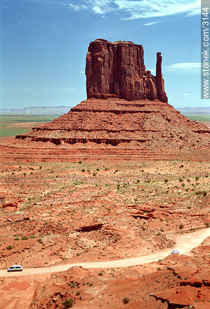 Monument Valley, Arizona - Fotos varias de Estados Unidos - 1994-1996-2000 - EE.UU.-CANADÁ. Imagen #3144