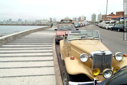 Photos of promenades - Punta del Este and its near resorts - URUGUAY. Image #7894