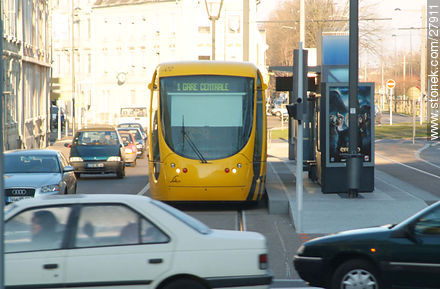 Photos of the city of Mulhouse - Region of Alsace - FRANCE. Image #27911