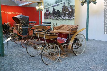 Photos of the Musée National de l'Automobile de Mulhouse - Region of Alsace - FRANCE. Image #27890